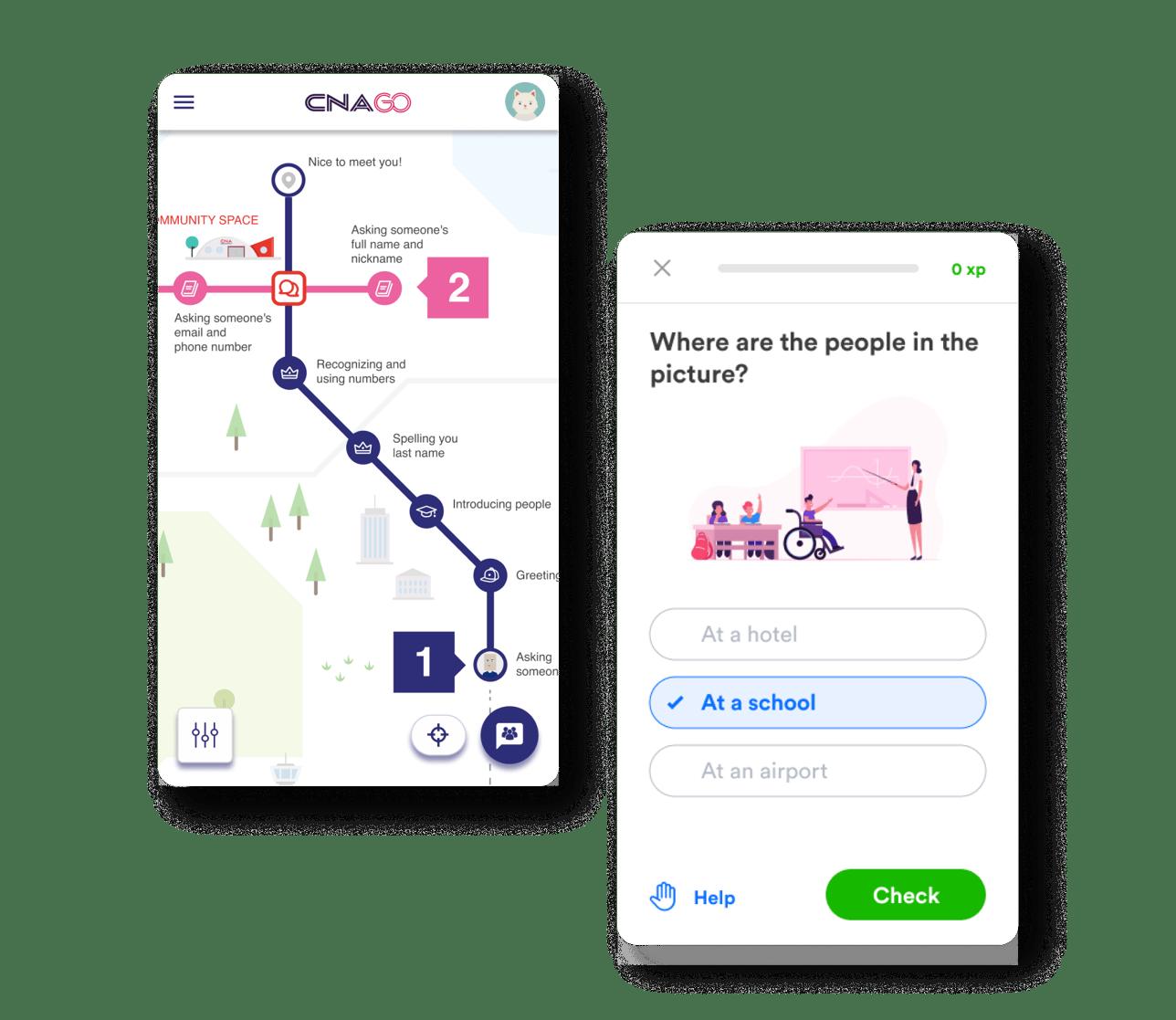 cnago-mobile-platform